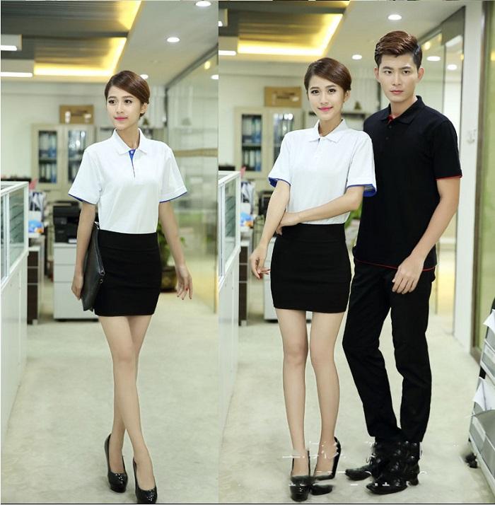 áo đồng phục công sở
