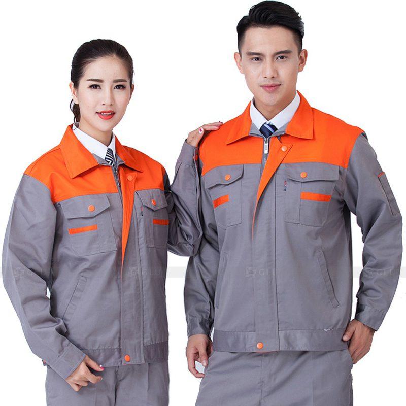 Đồng phục lao động tạo nên hình ảnh doanh nghiệp hiện đại