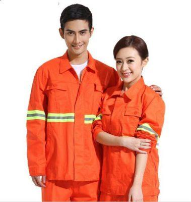 Đồng phục lao động cần bảo vệ sức khỏe và tạo cảm giác thoải mái cho người mặc