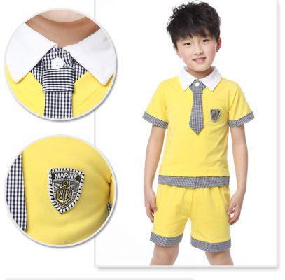 áo thun đồng phục học sinh