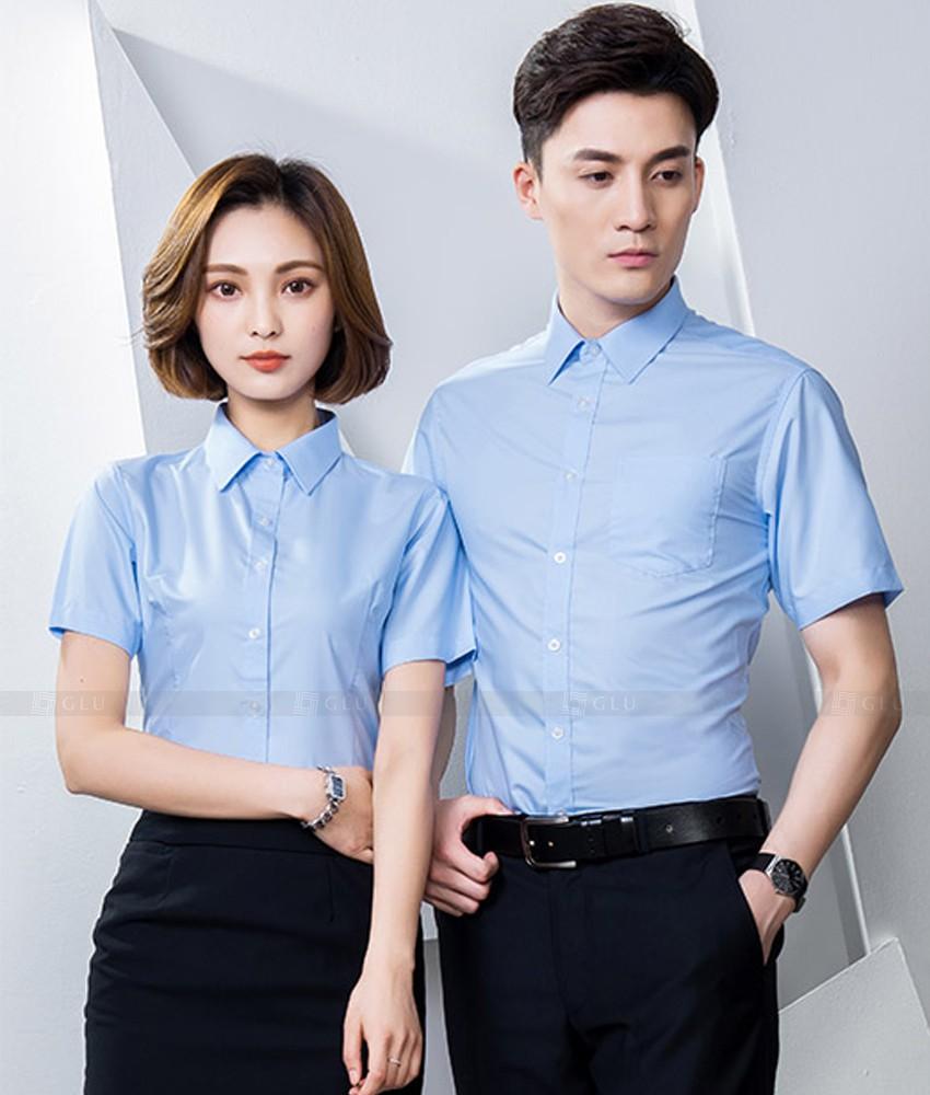 Đồng phục công sở đẹp cần có tính thẩm mỹ cao và tạo ra sự thoải mái cho người mặc