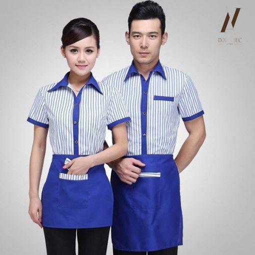 Đồng Phục Quán Ăn Cafe DPKS02