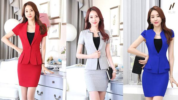Đồng phục nữ công sở cao cấp
