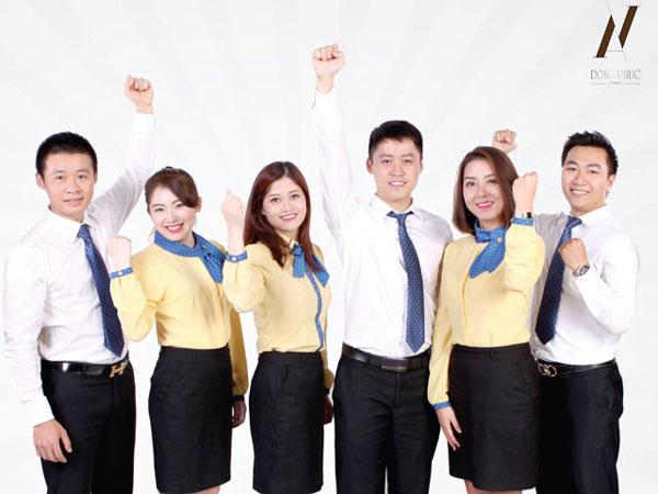 Đồng phục công sở cao cấp