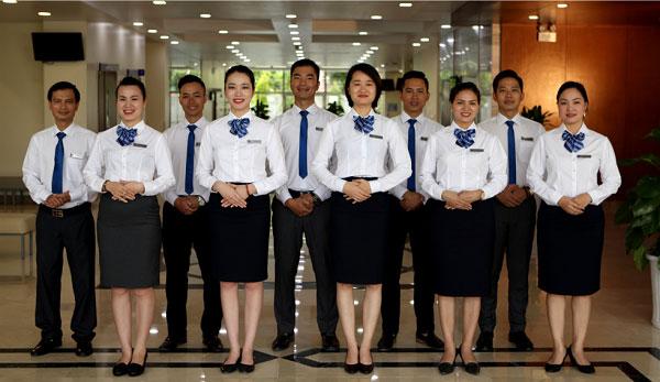 Đồng phục nam nữ công sở công ty