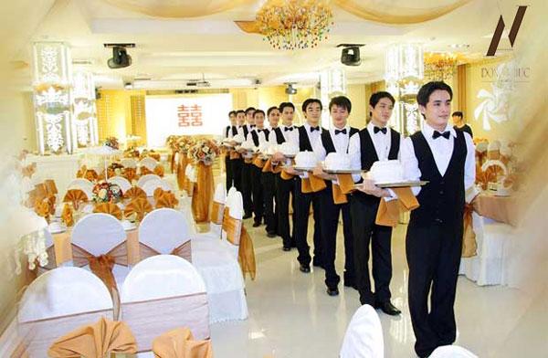 đồng phục nhà hàng quán ăn