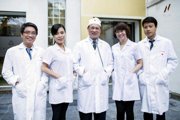 Xưởng may đồng phục y tế