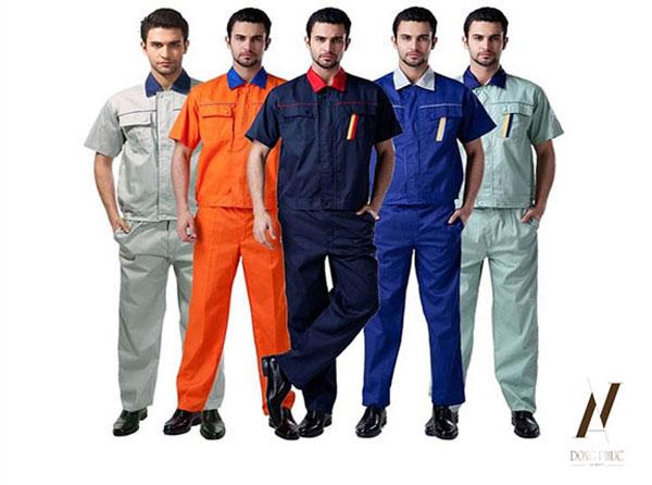 Đồng phục bảo hộ tạo nên phong thái làm việc chuyên nghiệp cho người lao động