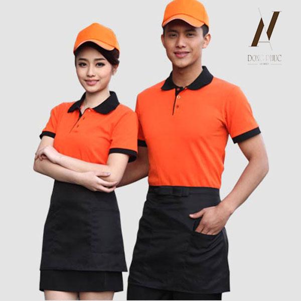 Chất lượng mỗi bộ đồng phục sẽ khẳng định đẳng cấp của nhà hàng
