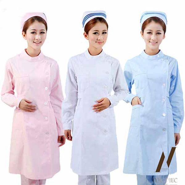 Trang phục của y tá yêu cầu cao về sự chỉn chu